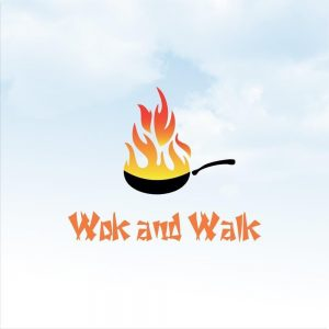 wok and walk